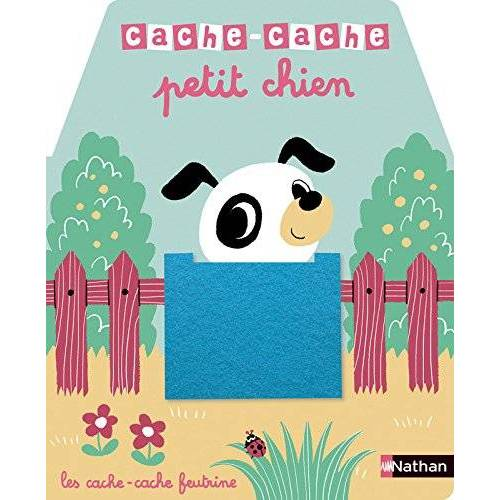 - Cache-cache petit chien - Preis vom 12.06.2021 04:48:00 h