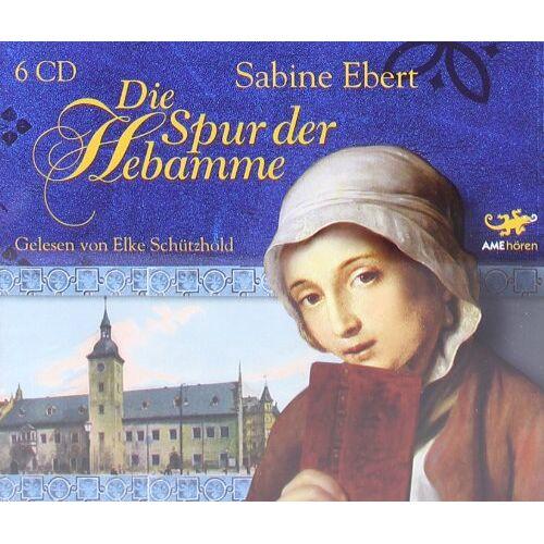 Sabine Ebert - Die Spur der Hebamme: Hebammen Saga 2 - Preis vom 09.06.2021 04:47:15 h