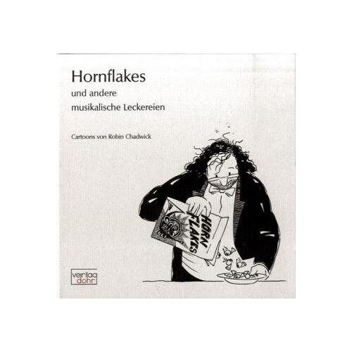 Robin Chadwick - Hornflakes - Preis vom 27.07.2021 04:46:51 h