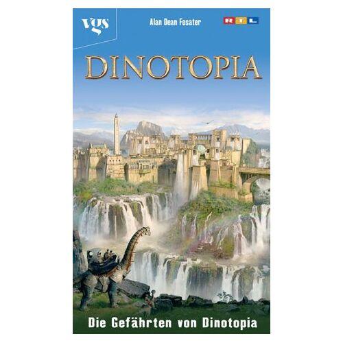 Foster, Alan Dean - Dinotopia, Die Gefährten von Dinotopia - Preis vom 09.06.2021 04:47:15 h