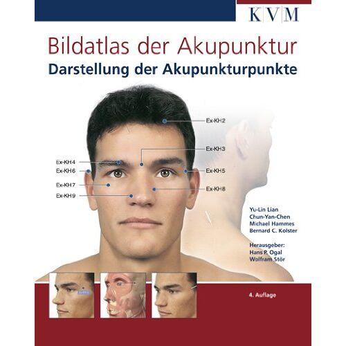 Yu-Lin Lian - Bildatlas der Akupunktur: Darstellung der Akupunkturpunkte - Preis vom 12.10.2021 04:55:55 h