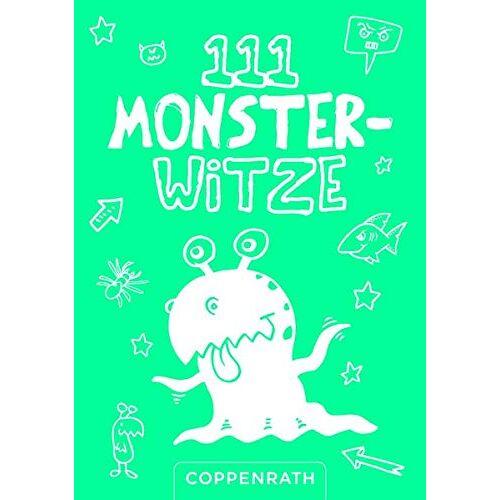 Heide Witzka - 111 Monster-Witze - Preis vom 19.06.2021 04:48:54 h