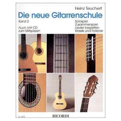 - Die Neue Gitarrenschule 2. Gitarre - Preis vom 21.06.2021 04:48:19 h
