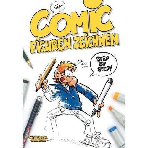 Kim Schmidt - Comicfiguren zeichnen: Step by Step - Preis vom 19.06.2021 04:48:54 h