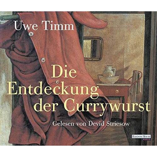 Uwe Timm - Die Entdeckung der Currywurst - - Preis vom 13.06.2021 04:45:58 h