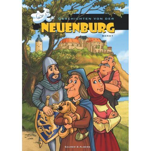 Rene Matthes - Geschichten von der Neuenburg, Band 1: Sagen und Geschichten von Schloss Neuenburg - Preis vom 17.06.2021 04:48:08 h