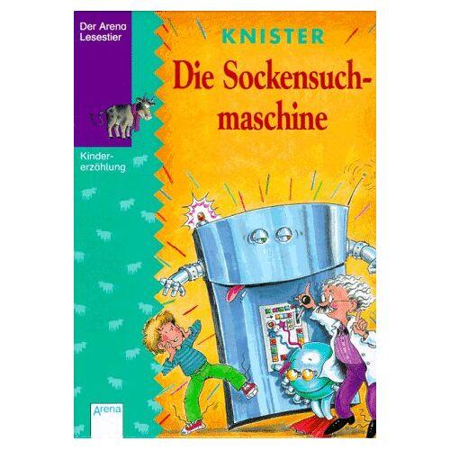 Knister - Die Sockensuchmaschine. ( Ab 8 J.) - Preis vom 17.05.2021 04:44:08 h