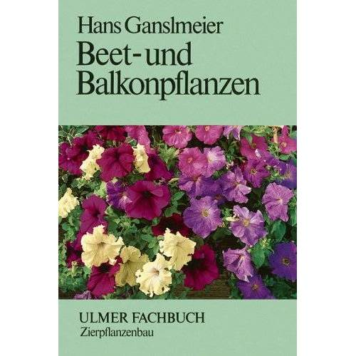 Hans Ganslmeier - Beet- und Balkonpflanzen - Preis vom 11.06.2021 04:46:58 h