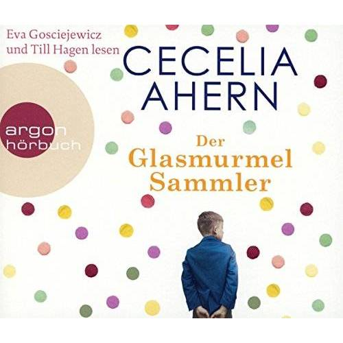 Cecelia Ahern - Der Glasmurmelsammler (Hörbestseller) - Preis vom 15.06.2021 04:47:52 h