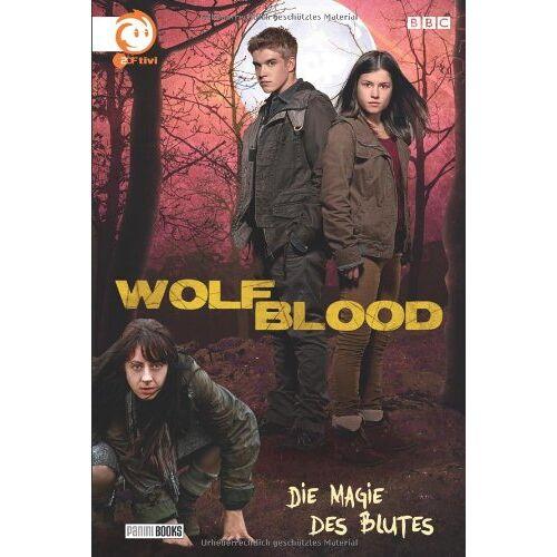 - Wolfblood: Bd. 2: Die Magie des Blutes - Preis vom 19.06.2021 04:48:54 h