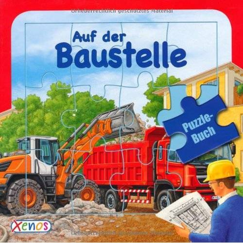 - Puzzlebuch Auf der Baustelle - Preis vom 25.07.2021 04:48:18 h