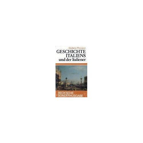 Giuliano Procacci - Geschichte Italiens und der Italiener - Preis vom 13.09.2021 05:00:26 h