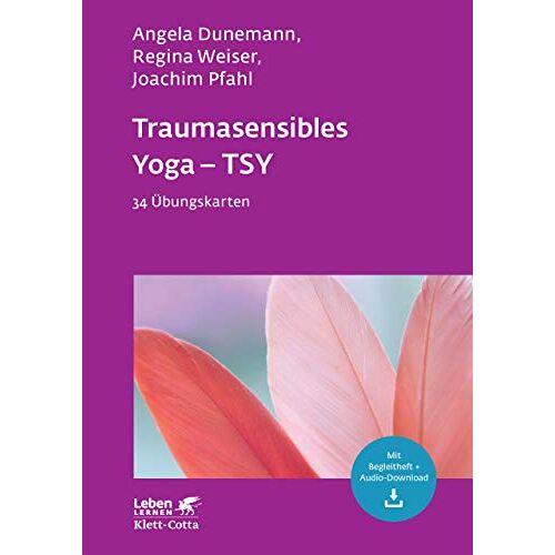 Angela Dunemann - Traumasensibles Yoga - TSY: 34 Übungskarten (Leben lernen) - Preis vom 16.10.2021 04:56:05 h