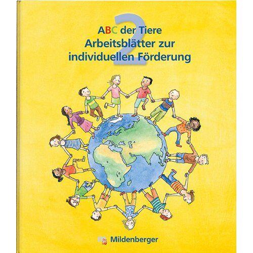 Irene Fink - ABC der Tiere 2. Arbeitsblätter: Arbeitsblätter zur individuellen Förderung - Preis vom 11.06.2021 04:46:58 h