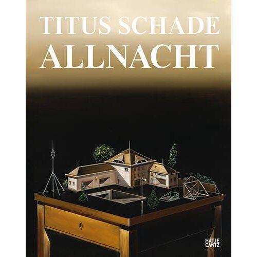Kito Nedo - Titus Schade: Allnacht - Preis vom 30.07.2021 04:46:10 h