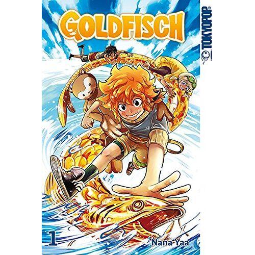 Nana Yaa - Goldfisch 01 - Preis vom 13.06.2021 04:45:58 h