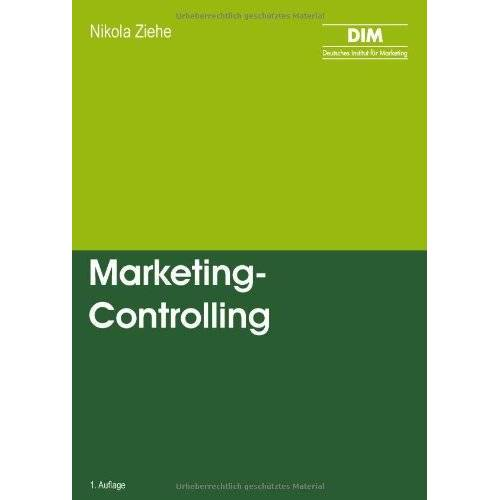 Nikola Ziehe - Marketing-Controlling - Preis vom 16.06.2021 04:47:02 h