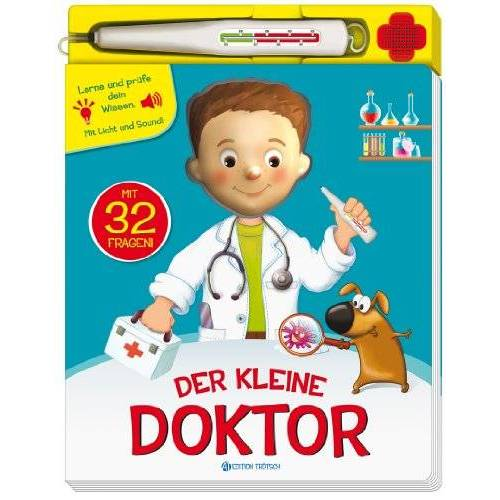 Edition Trötsch - Mein sprechendes Buch. Der kleine Doktor - Preis vom 18.06.2021 04:47:54 h