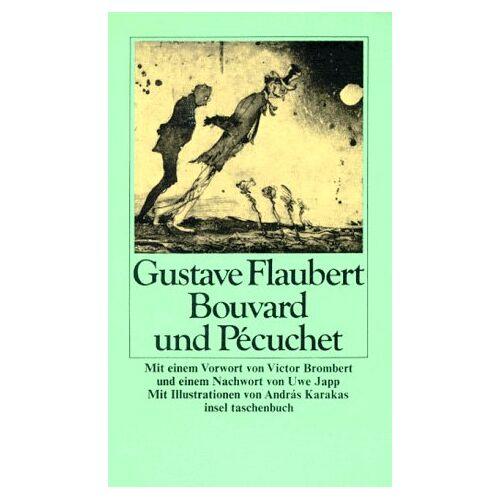 Gustave Flaubert - Bouvard und Pecuchet. - Preis vom 22.06.2021 04:48:15 h