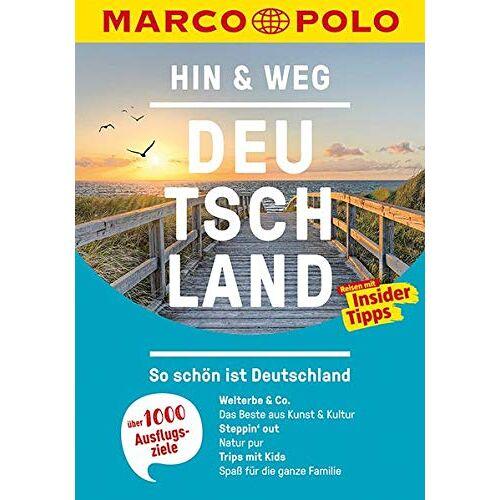 - MARCO POLO Hin & Weg Deutschland: So schön ist Deutschland (Keine Reihe) - Preis vom 13.09.2021 05:00:26 h
