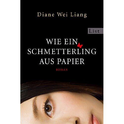 Diane Wei Liang - Wie ein Schmetterling aus Papier (Ein Peking-Krimi) - Preis vom 15.10.2021 04:56:39 h