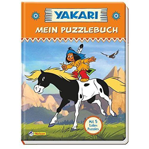 - Yakari: Mein Puzzlebuch: Mit 5 tollen Puzzles - Preis vom 23.09.2021 04:56:55 h