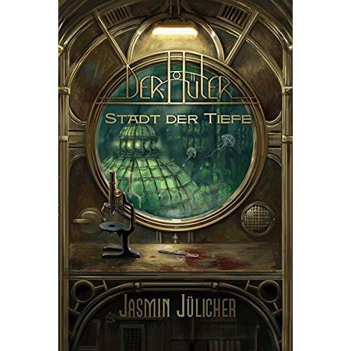 Jasmin Jülicher - Der Hüter: Stadt der Tiefe - Preis vom 17.06.2021 04:48:08 h