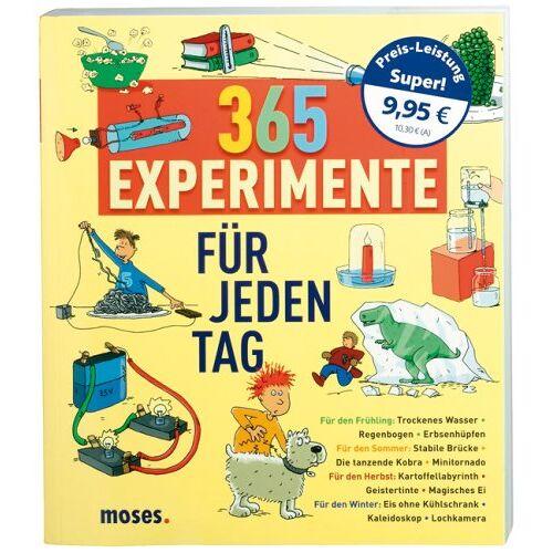 Saan, Anita van - 365 Experimente für jeden Tag - Preis vom 12.06.2021 04:48:00 h