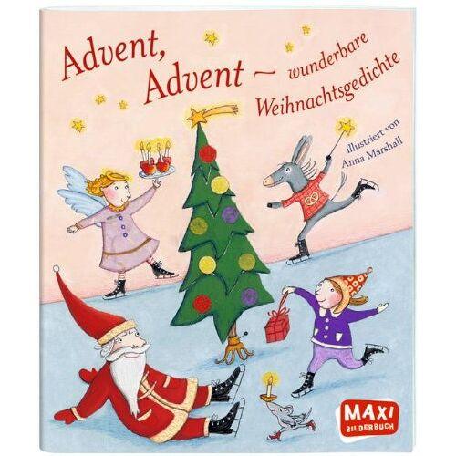 - Advent, Advent - wunderbare Weihnachtsgedichte - Preis vom 09.06.2021 04:47:15 h