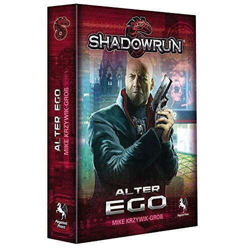 Mike Krzywik-Groß - Shadowrun: Alter Ego - Preis vom 19.06.2021 04:48:54 h
