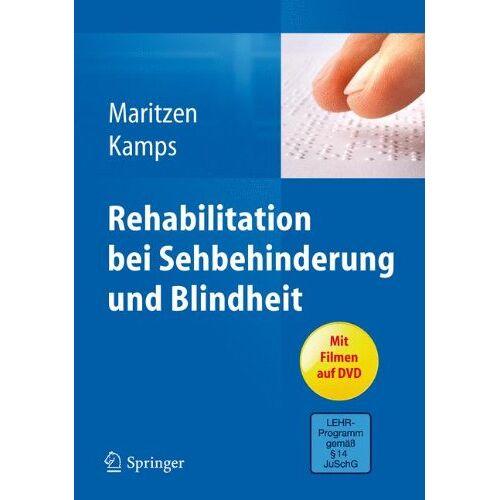Astrid Maritzen - Rehabilitation bei Sehbehinderung und Blindheit - Preis vom 26.07.2021 04:48:14 h