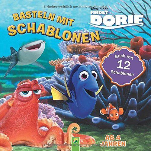 - Findet Dorie - Basteln mit Schablonen: Buch mit 12 Schablonen - Preis vom 16.05.2021 04:43:40 h