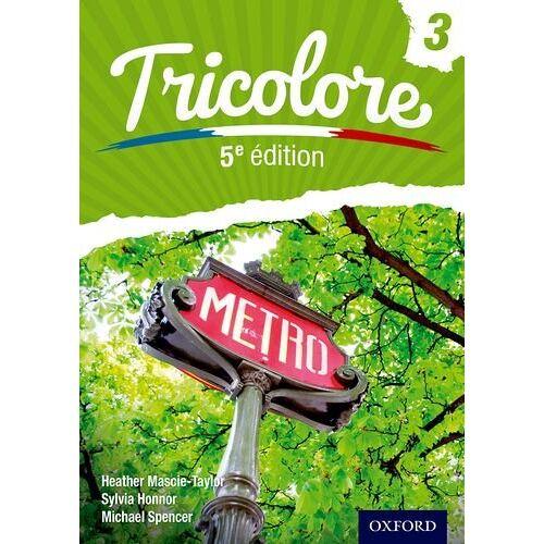 Taylor Tricolore Student Book 3 (Tricolore 5th Edition) - Preis vom 11.06.2021 04:46:58 h