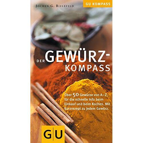 Bielefeld, Jochen G. - Gewürz-Kompass (GU Kompass) - Preis vom 19.06.2021 04:48:54 h