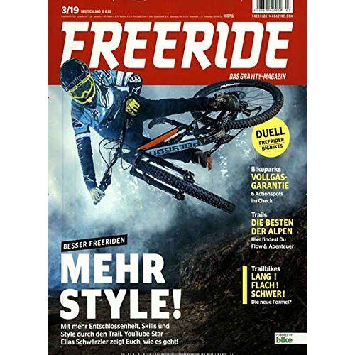 Freeride - Freeride 3/2019 Mehr Style! - Preis vom 23.07.2021 04:48:01 h