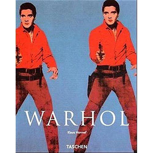 Klaus Honnef - Warhol: Kleine Reihe - Kunst - Preis vom 15.06.2021 04:47:52 h