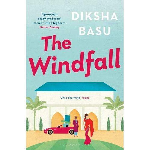 Diksha Basu - The Windfall - Preis vom 16.06.2021 04:47:02 h