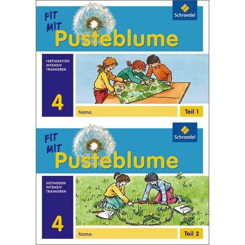 Dieter Kraft - Pusteblume. Die Methodenhefte: FIT MIT Pusteblume 4 - Preis vom 28.09.2021 05:01:49 h