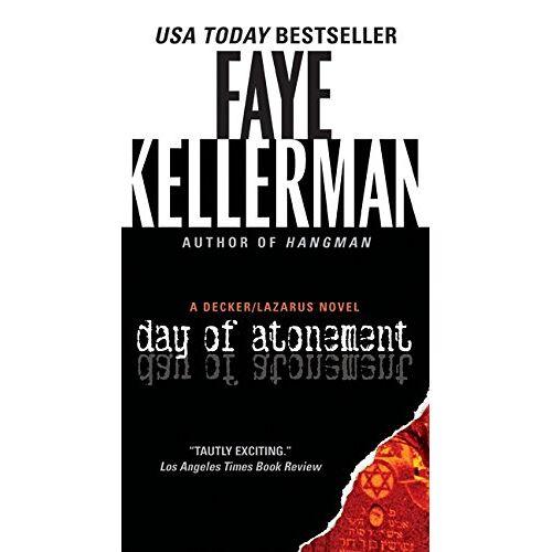 Faye Kellerman - Day of Atonement: A Decker/Lazarus Novel (Decker/Lazarus Novels, Band 4) - Preis vom 17.05.2021 04:44:08 h