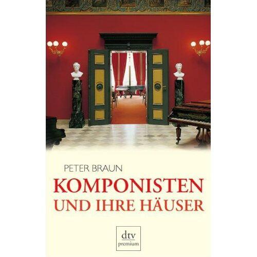 Braun Komponisten und ihre Häuser - Preis vom 22.06.2021 04:48:15 h