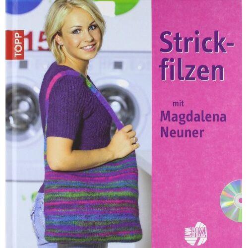 Magdalena Neuner - Strickfilzen mit Magdalena Neuner - Preis vom 09.06.2021 04:47:15 h