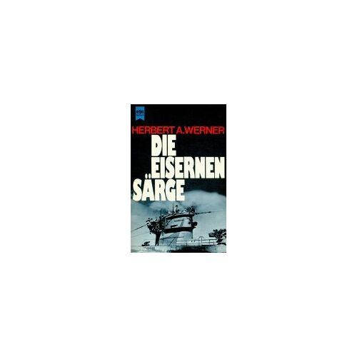 Werner, Herbert A. - Die eisernen Särge. - Preis vom 19.06.2021 04:48:54 h