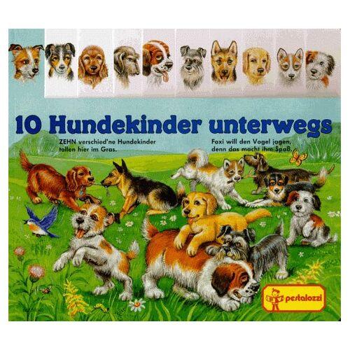 Ray Cresswell - Zehn Hundekinder unterwegs. Mit Top- Register - Preis vom 21.06.2021 04:48:19 h