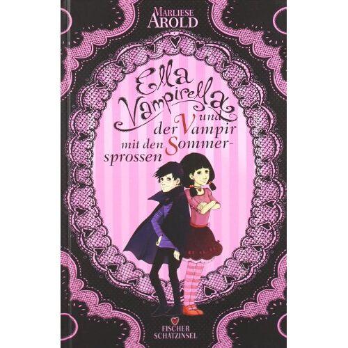 Marliese Arold - Ella Vampirella und der Vampir mit den Sommersprossen - Preis vom 13.06.2021 04:45:58 h