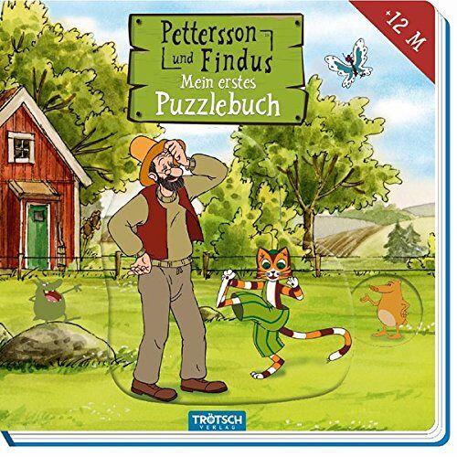 Trötsch Verlag - Mein erstes Puzzlebuch Pettersson und Findus - Preis vom 02.08.2021 04:48:42 h