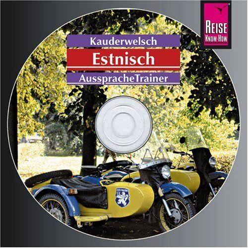 Irja Grönholm - Estnisch - Wort für Wort: Estnisch AusspracheTrainer, 1 Audio-CD - Preis vom 21.06.2021 04:48:19 h