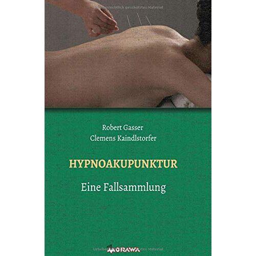 Robert Gasser Prof. Dr. med. PhD. - HYPNOAKUPUNKTUR: Eine Fallsammlung - Preis vom 22.09.2021 05:02:28 h
