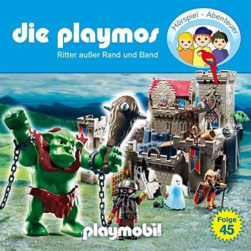 die Playmos - Die Playmos / Folge 45 / Ritter außer Rand und Band - Preis vom 11.10.2021 04:51:43 h