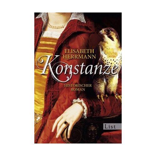 Elisabeth Herrmann - Konstanze (Die Konstanze-Saga) - Preis vom 17.05.2021 04:44:08 h