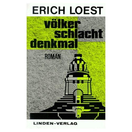Erich Loest - Völkerschlachtdenkmal - Preis vom 09.06.2021 04:47:15 h